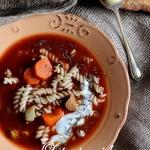 Zupa pomidorowa - klasycz...