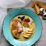 Orientalna zupa z...