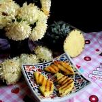 Grillowany ananas -...