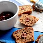 Mini chlebki z oliwkami...