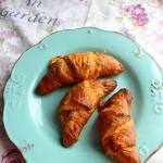 Rogaliki croissant...