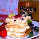 Ciasto Waniliowo-chalwowa...