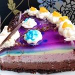 Tort czekoladowo- ...