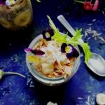 Pudding chia z gruszką...
