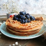 Pancakes w stylu amerykan...