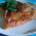 Ciasto francuskie ze szpi...