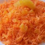 Surówka z marchewki i...