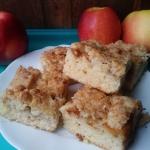 Ciasto z jabłkiem i...