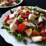 Salatka z topinamburem, p...