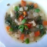 Zupa kalarepowa z...