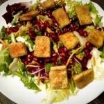 Sałatka z tofu i...
