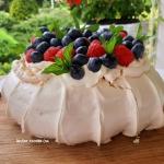 Najlepszy deser - Pavlova