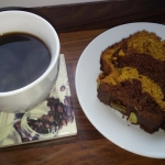 Ciasto czekoladowo-dyniow...