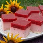 Jogurtowiec truskawkowy