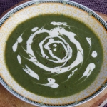 Zupa krem z pokrzywy