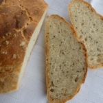 Chleb drożdżowy z...