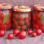 Pomidorki koktajlowe w...