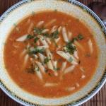 Zupa pomidorowa ze swiezy...