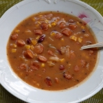 Zupa meksykańska z mini...