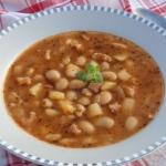 Szybka zupa z białą...
