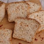 Drozdzowy chleb orkiszowy...