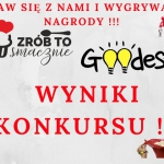 WYNIKI KONKURSU Z GOODEST...