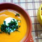 Zupa z soczewicy z pomido...