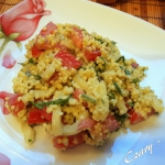 Salatka z kasza jaglana