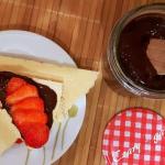Krem czekoladowy (z banan...