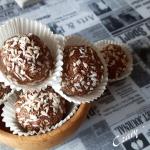 Trufle czekoladowe z amar...