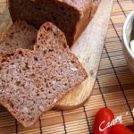Chleb razowy na drozdzach...