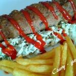 Kebab na patyku