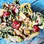Salatka grillowo obiadowa...