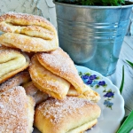 Serowe ciasteczka z cukre...
