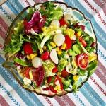 Salatka z mixu salat