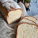 Mleczny chleb pszenno ork...