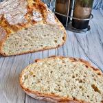 Chleb z platkami ryzowymi...