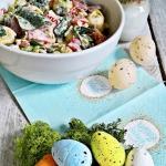 Wielkanocna salatka
