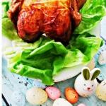 Kurczak pieczony na...