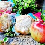 Babeczki jablkowe