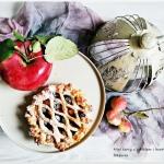 Mini tarty z jabłkiem i...