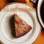 Proste ciasto marchewkowe...