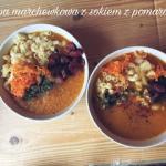 Zupa marchewkowa z sokiem...