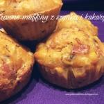 Wytrawne muffiny z kukury...
