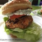 Fishburgery z łososia w...