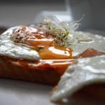 Jajko na toscie