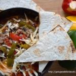 Zupa meksykańska wg Kasi