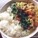 Curry z kurczakiem i warz...