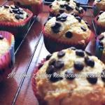 Muffiny z pulpy kokosowej...