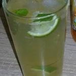 Orzezwiajaca lemoniada